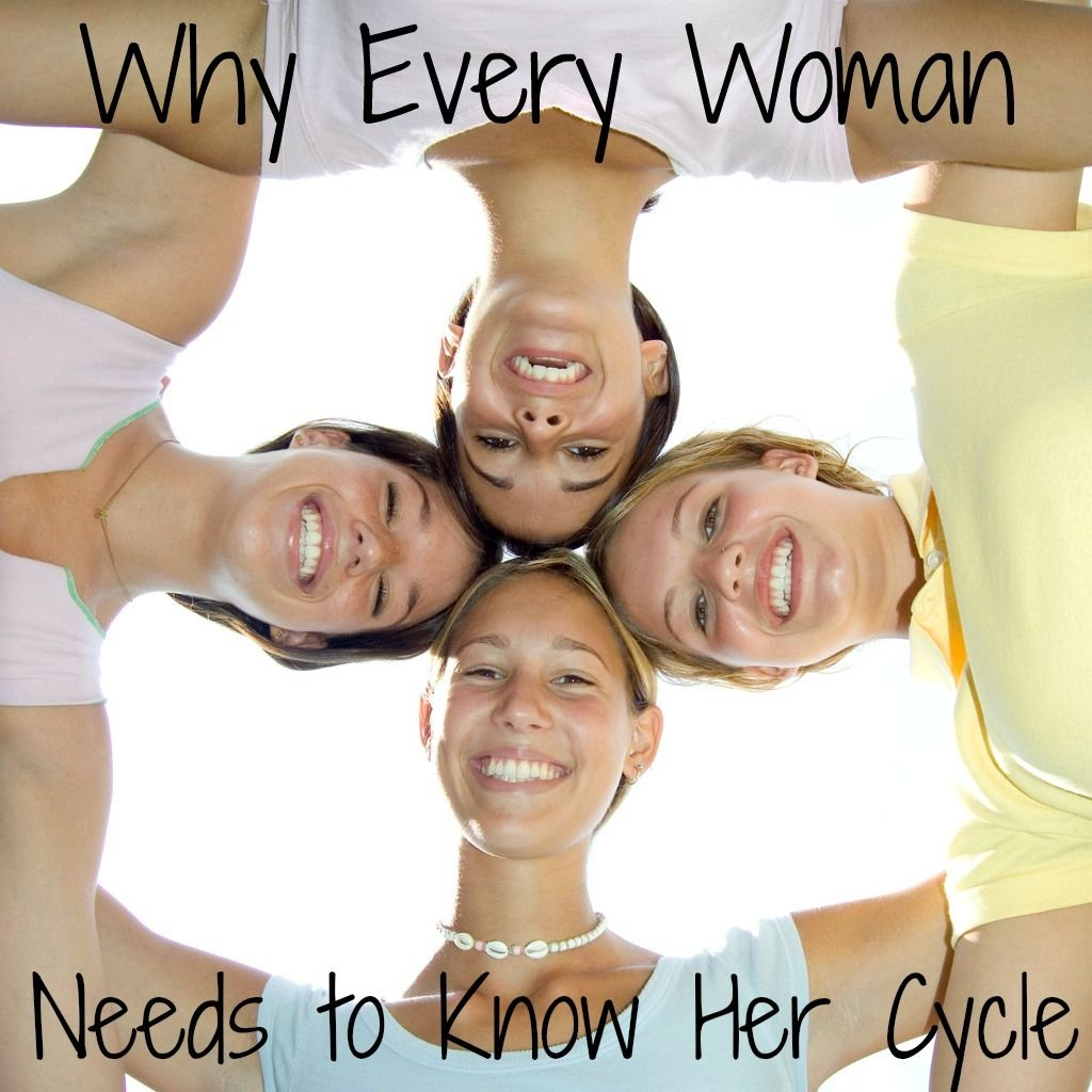 Why Every Single Woman Needs To Know Her Cycle