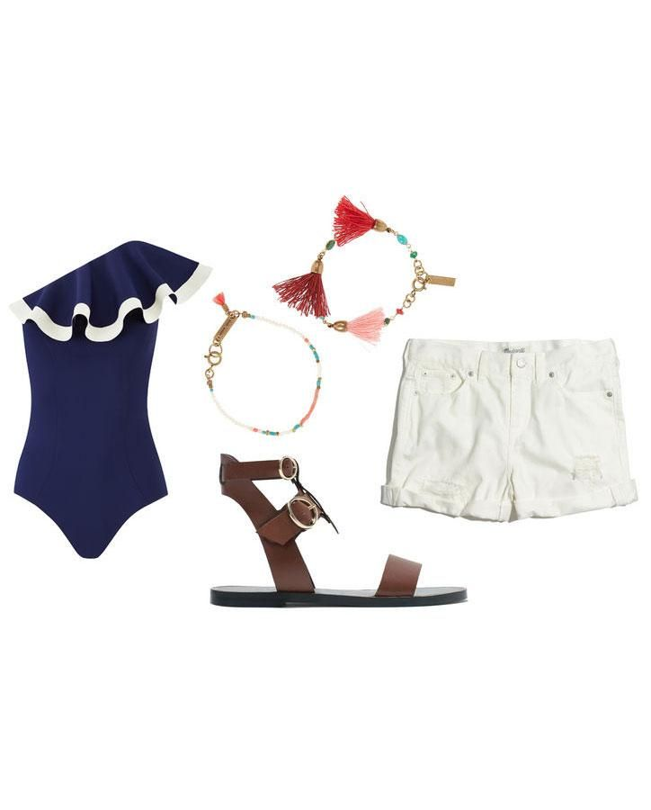 Bathing Suits That Work as Shirts  How to Build an Outfit Around ... 1b7c033c5