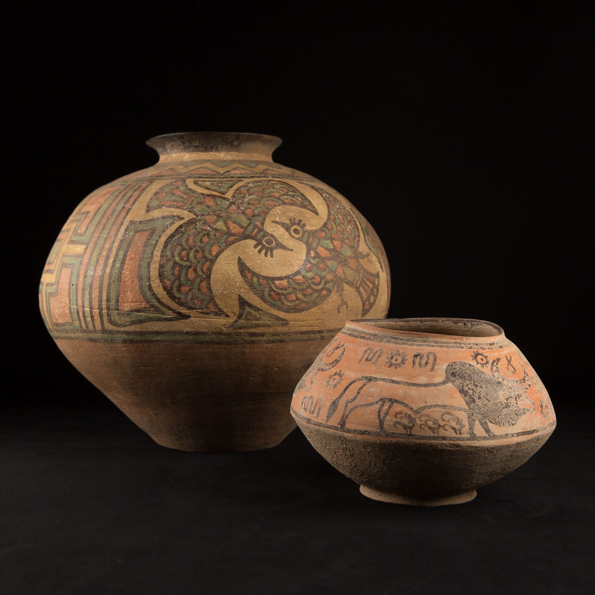 Neolithic Pottery Indus Valley