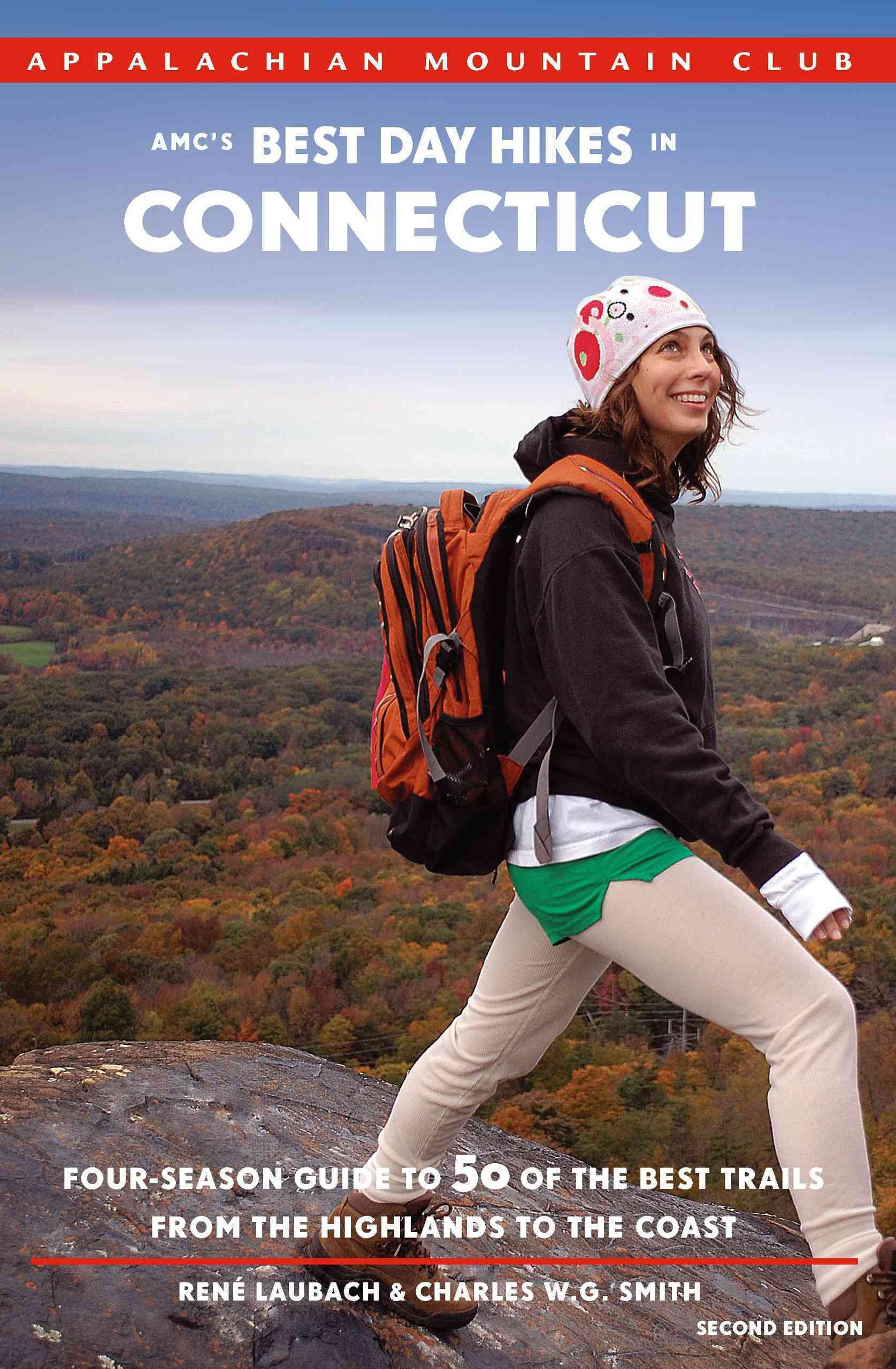 Discover fifty of the best day hikes the state of