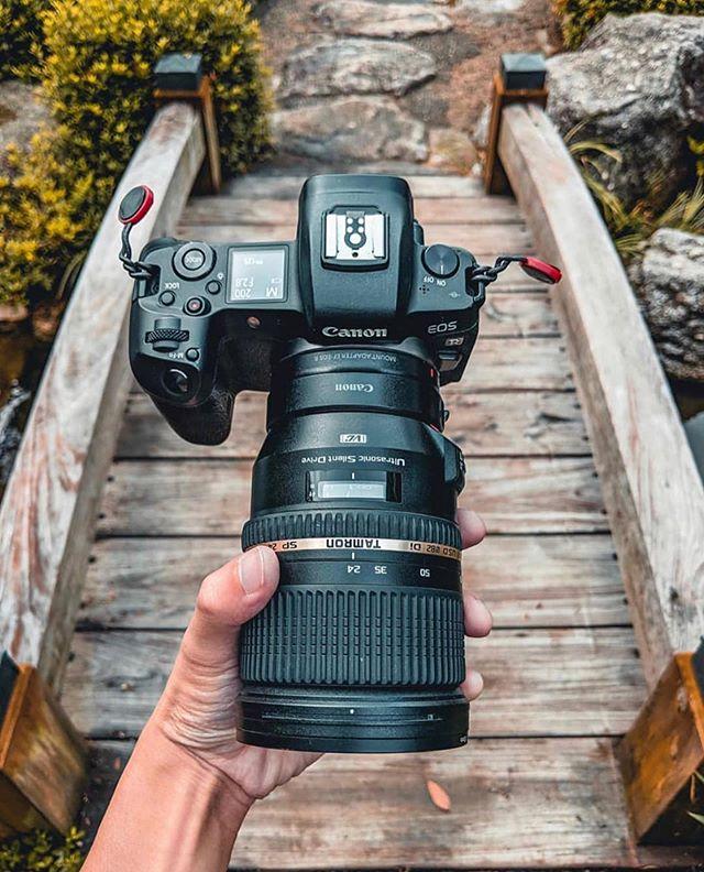 Canon Eos R Tamron 24 70 F 2 8 Nikon D5000 Nikon Tamron