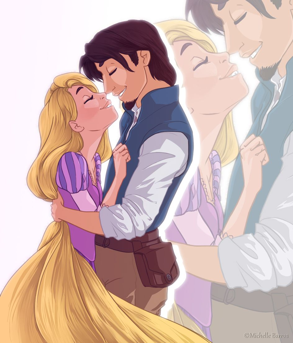 Tangled 11 by mihzu.deviantart.com on @DeviantArt I wish her hair could grow back:(