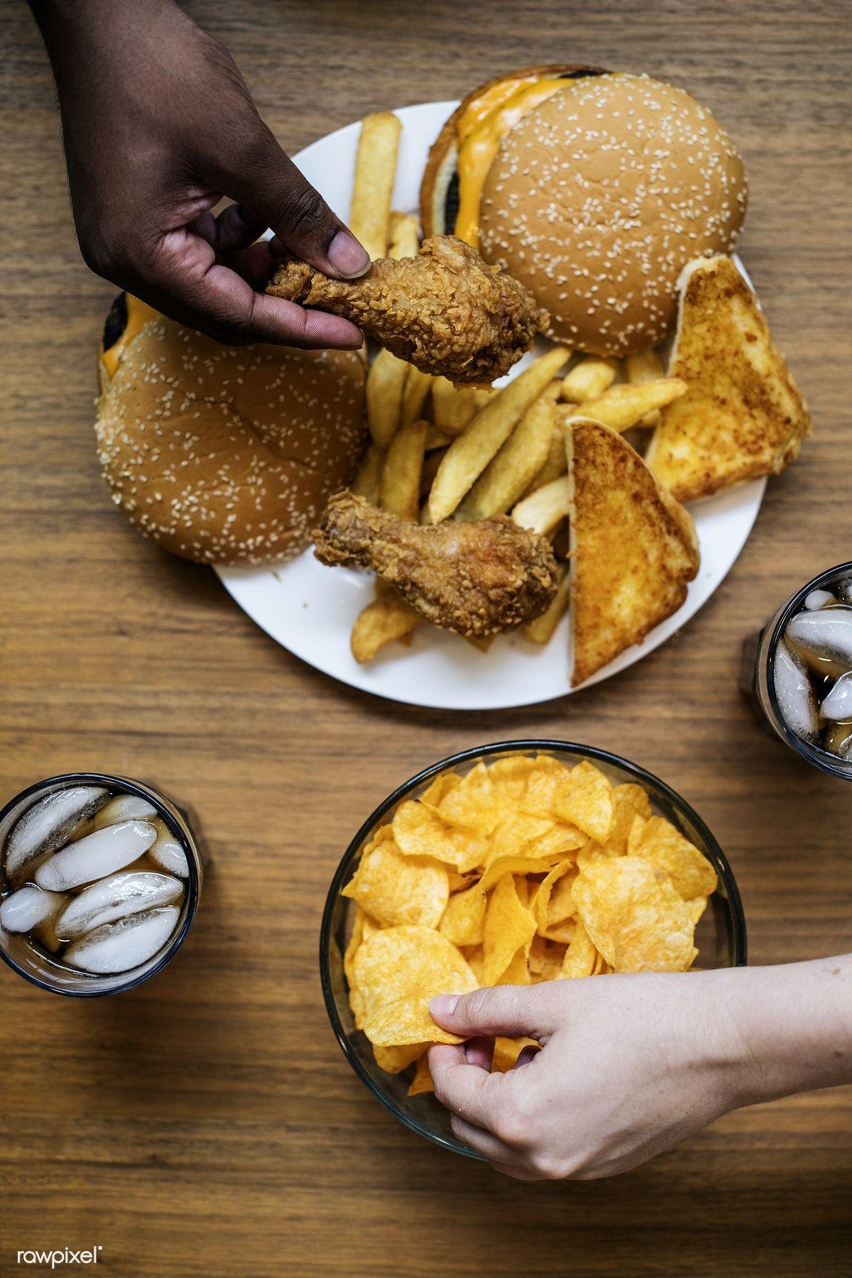 a junk food free diet