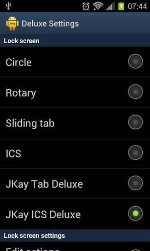 Deluxe Settings v14 9 Proper apk Requirements: 4 0 3 and up Overview