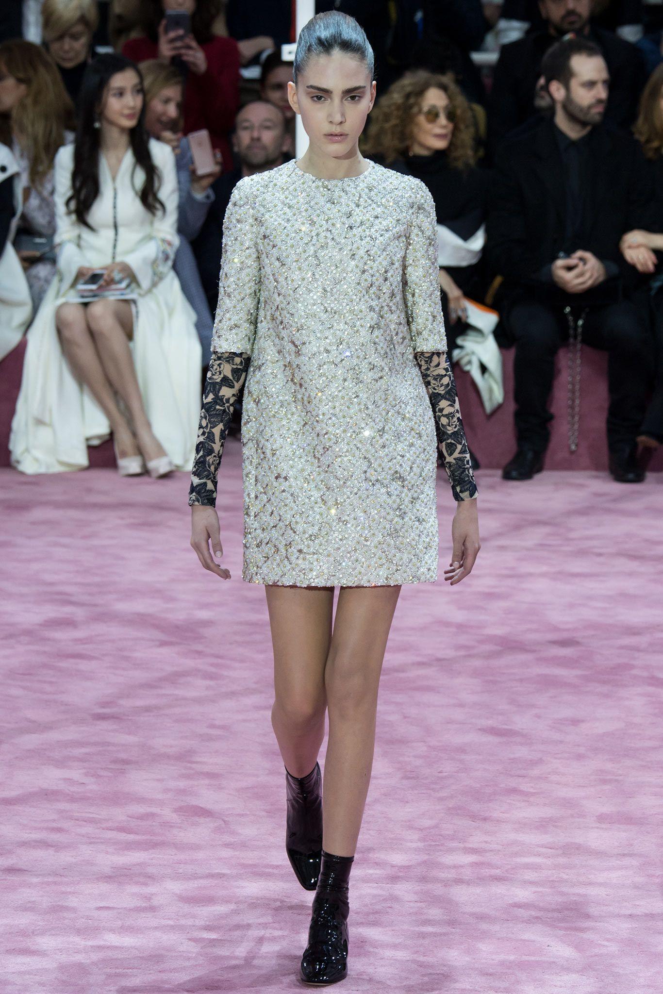 Christian Dior Spring 2015 Couture Collection Photos - Vogue