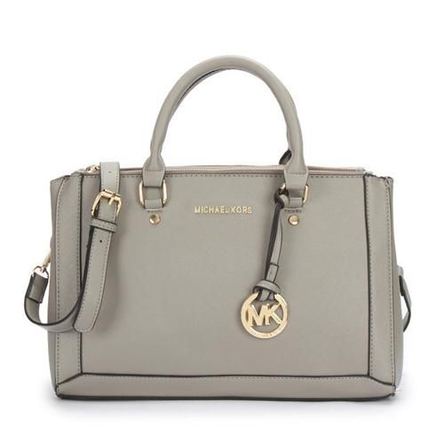 Best Michael Kors Logo Large Grey Satchels Popular In The World