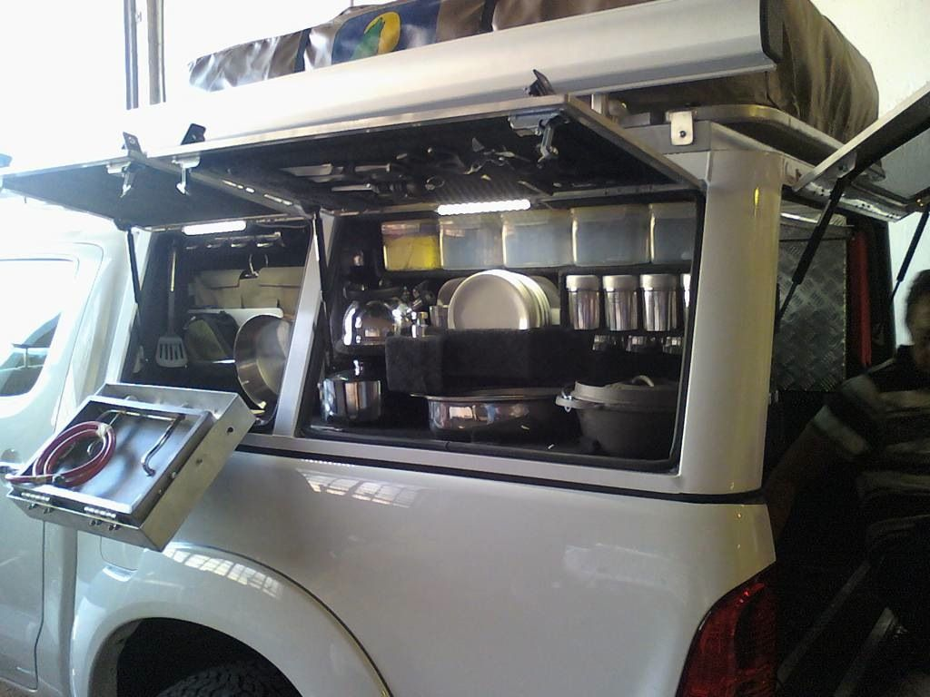 Fridge shown fitted to the front of the drawer and showing the internal looks ofu2026 | Truck | Pinterest | Vehicle Dodge rams and 4x4 & Fridge shown fitted to the front of the drawer and showing the ...