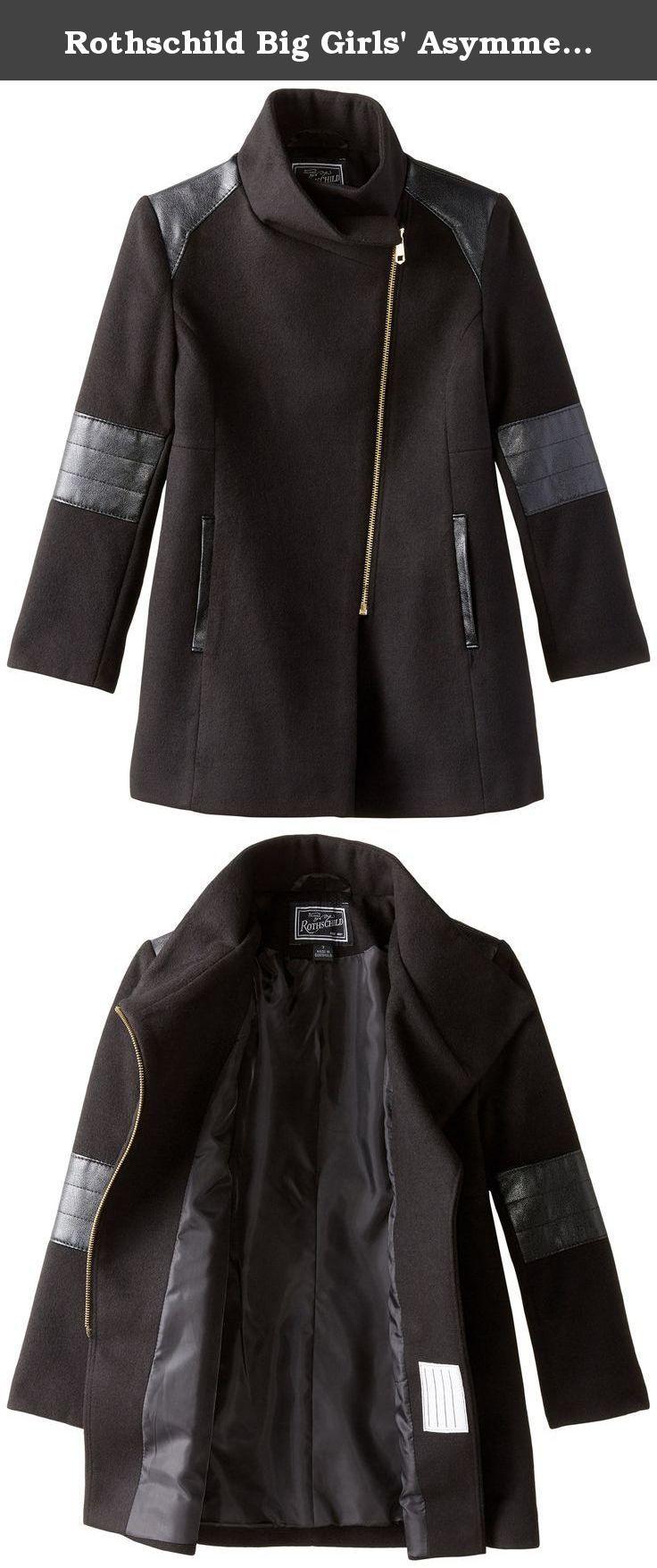 Pin On Dress Coats Jackets Coats Clothing Girls Clothing Shoes Jewelry [ 1754 x 736 Pixel ]