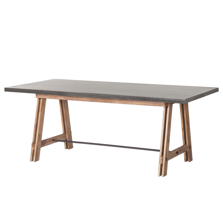 Esstisch Beton Esstisch Kuchentisch Und Stuhle Kuche Tisch