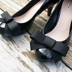 Make these adorable bow clips and jazz up any pair of shoes in your closet!