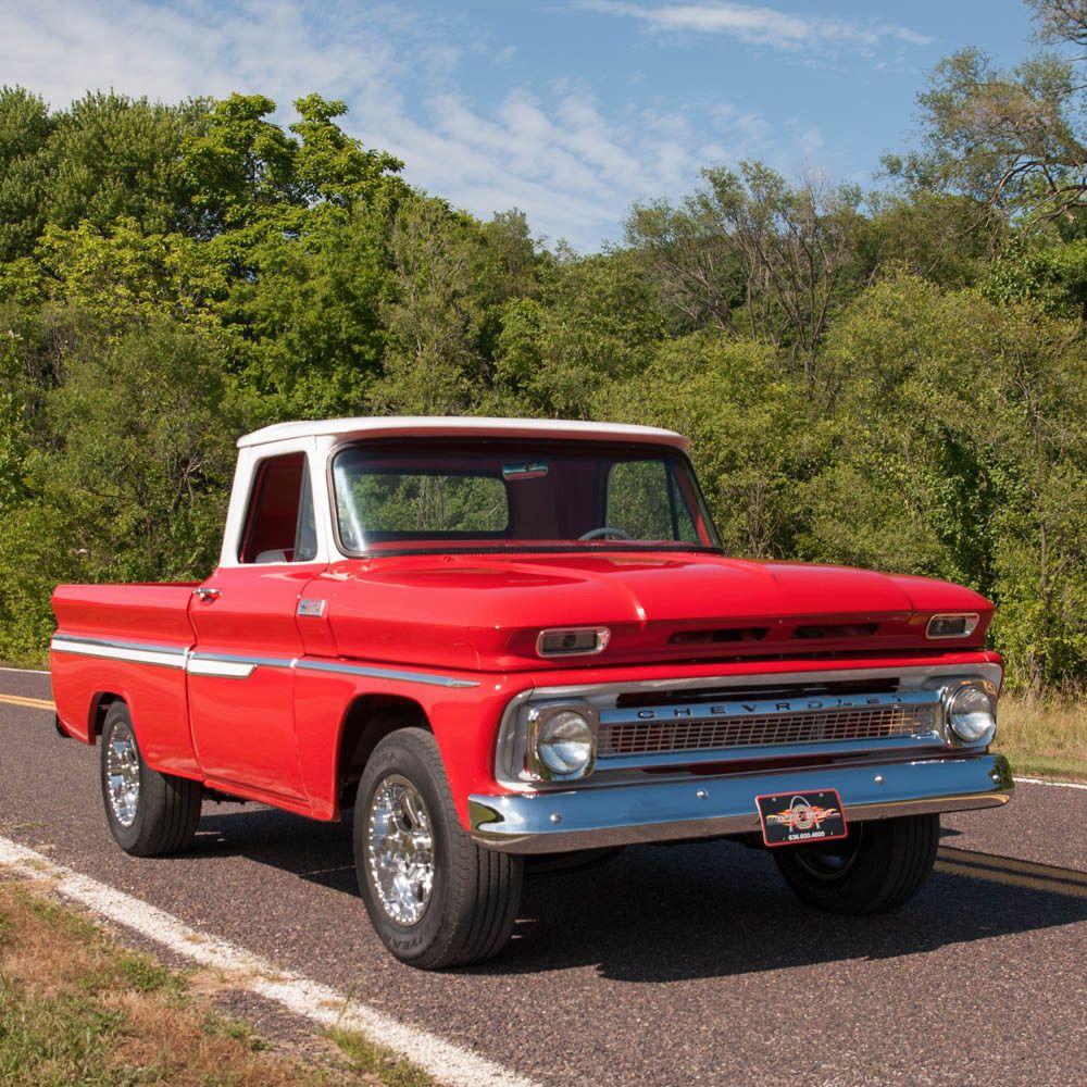 Chevrolet: C-10 C10 Fleetside Pickup Truck | Pickup trucks ...