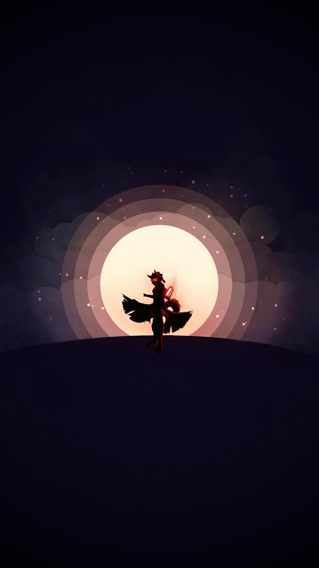 Night Shadow Taka Silhouette By Matanatam Vainglory