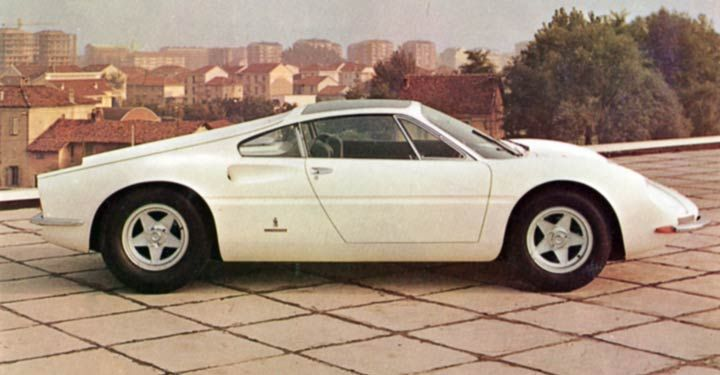 Ferrari 365 P SpecialePininfarina - 1965