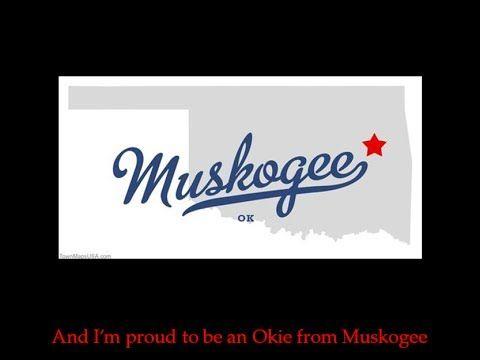 Merle Haggard Okie From Muskogee With Lyrics Youtube Merle