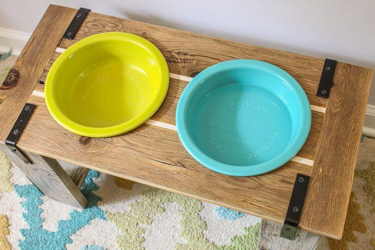Industrial Dog Bowl Feeder Stand Dog Bowls Dog Food Bowls
