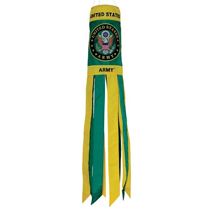 Us Army Symbol 40 Windsock Us Army Flags Banners