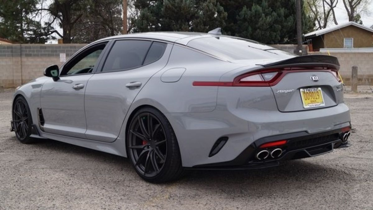 ceramic grey kia stinger kia motors kia ceramic grey kia stinger kia motors kia