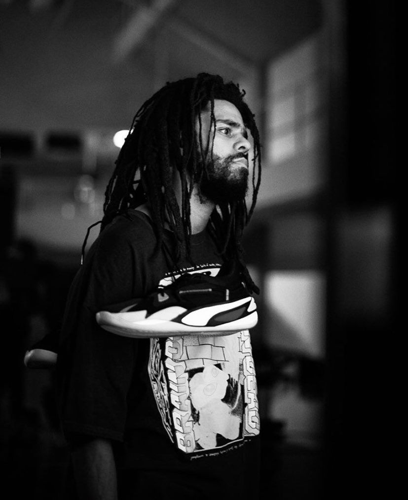 Team Dreamville On Twitter J Cole Art Kendrick Lamar Aesthetic Black And White J Cole Wallpapers