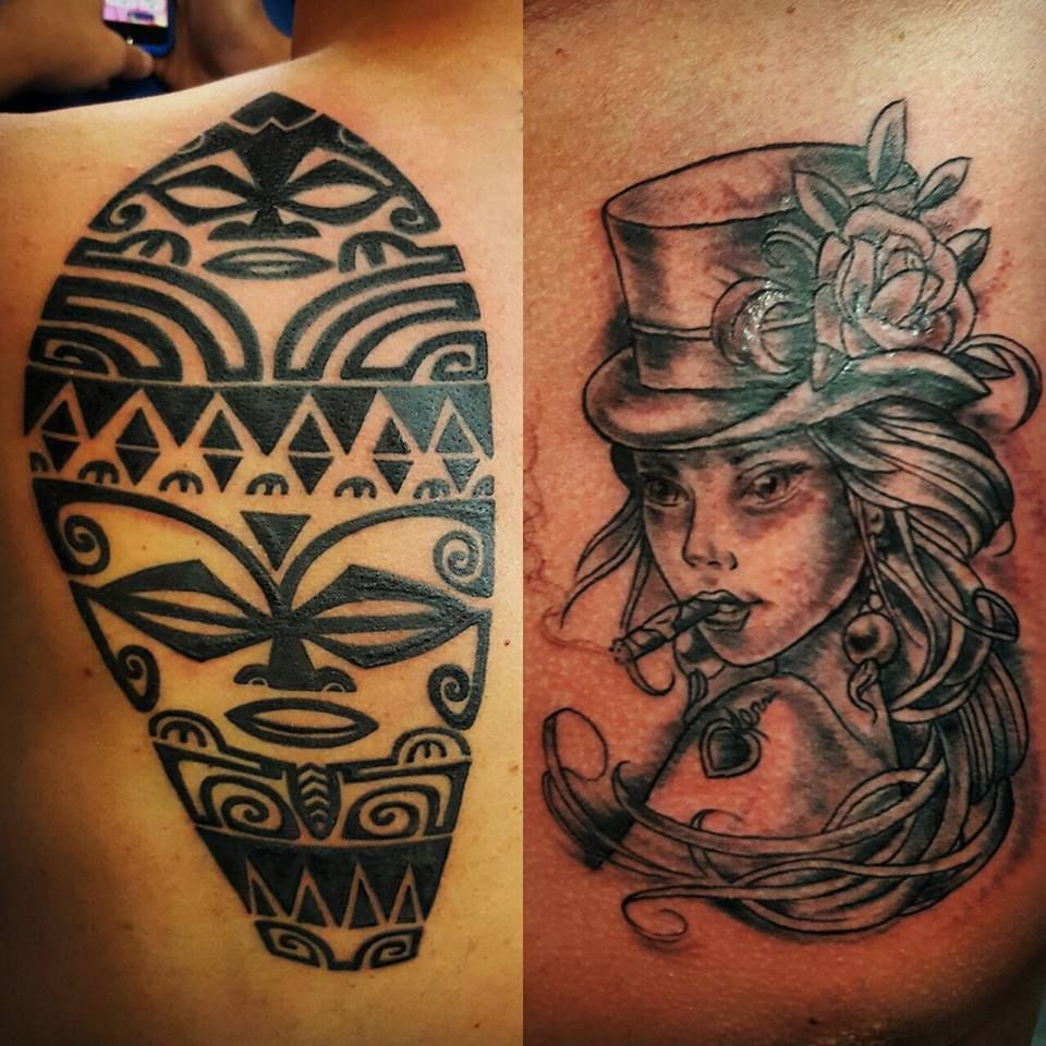 45 Fabulous Tribal Tattoo Designs For Women Who Love The ...