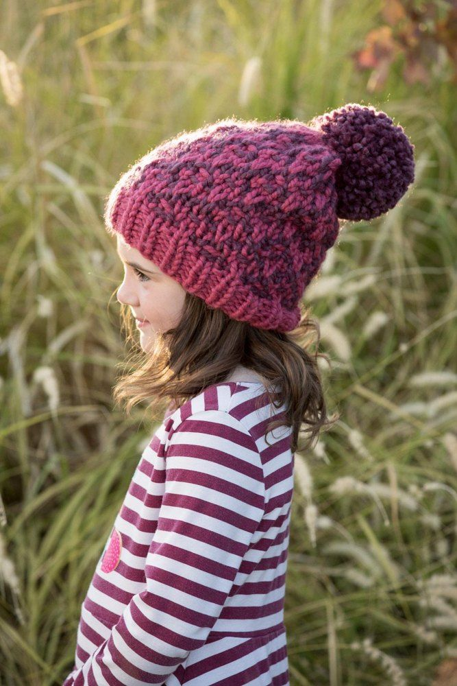 Adelyn Slouch Knitting pattern by Phanessa | Knitting ...
