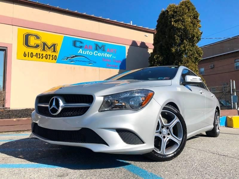 2014 Mercedes Benz Cla Cla 250 4matic Awd 4dr Sedan In 2020
