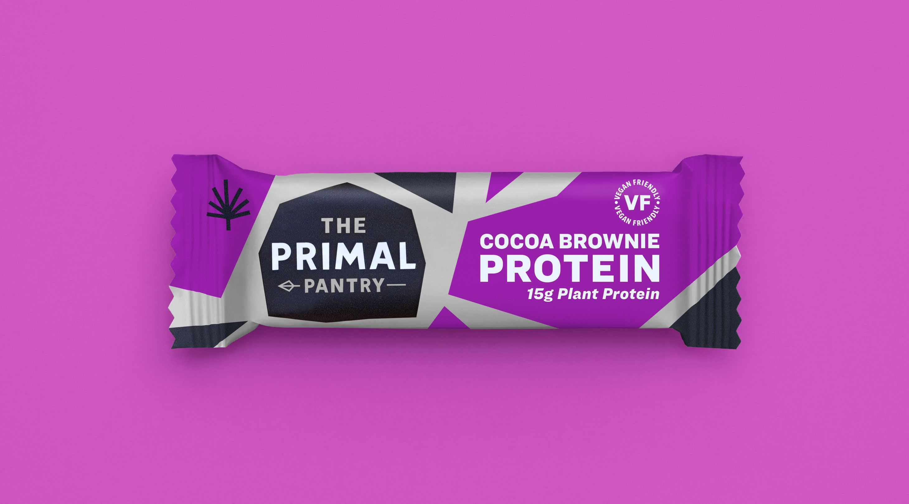 Packaging / Colour / Purple / Energy / Protein / Protein Bar / Hemp Protein / Sports / Sports Bar / Primal Pantry