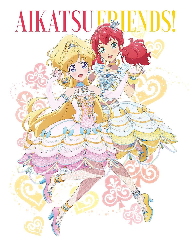 Ghim của karen trên Aikatsu Anime, Hoạt hình, Dễ thương