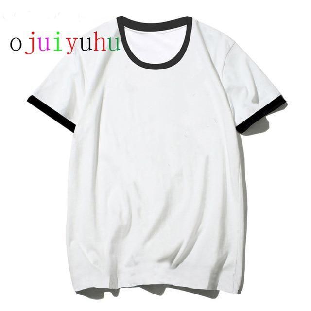 Photo of Japanese Anime Oya Oya Oya Haikyuu T Shirt Men Summer Tops Kuroo Cartoon T-shirt Karasuno Kawaii Fly High Graphic Tees Male – kong / XS