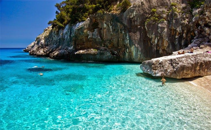 2 Sardinia Top 10 Italian Coastal Sites Being The Second Largest