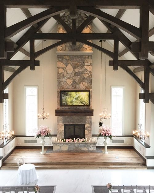 Wedding Chapel Decoration Ideas: The Miller's Chapel At Ancaster Mill