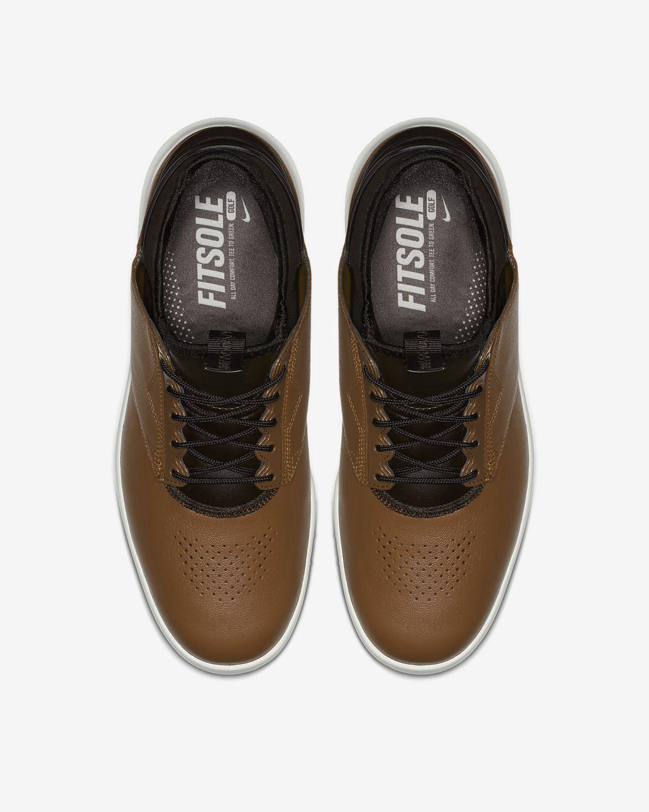 0b6d9b0fff Nike Air Zoom Direct Men s Golf Shoe - 11.5 Platinum  DirectGolf ...