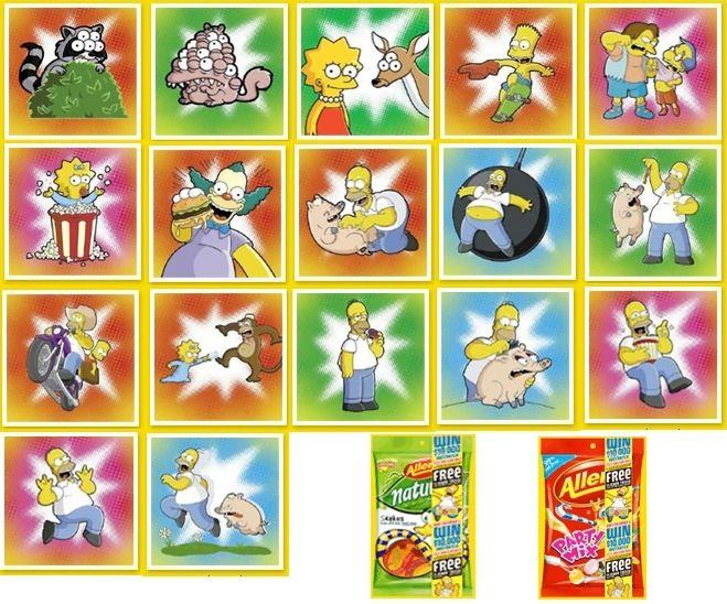 The Simpsons Movie Merchandise Simpsons Crazy The Simpsons Movie The Simpsons Movies