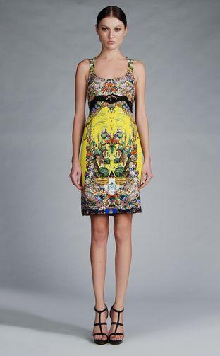 01c4d3ff8c Short dress Women - Dresses Women on Roberto Cavalli Online Store ...