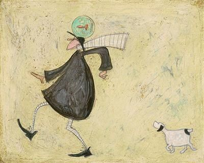 Grooving with Doris by Sam Toft
