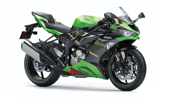 Kawasaki Ninja Zx 6r Gets New Colour Options Kawasaki Ninja Zx6r Kawasaki Ninja Zx6r
