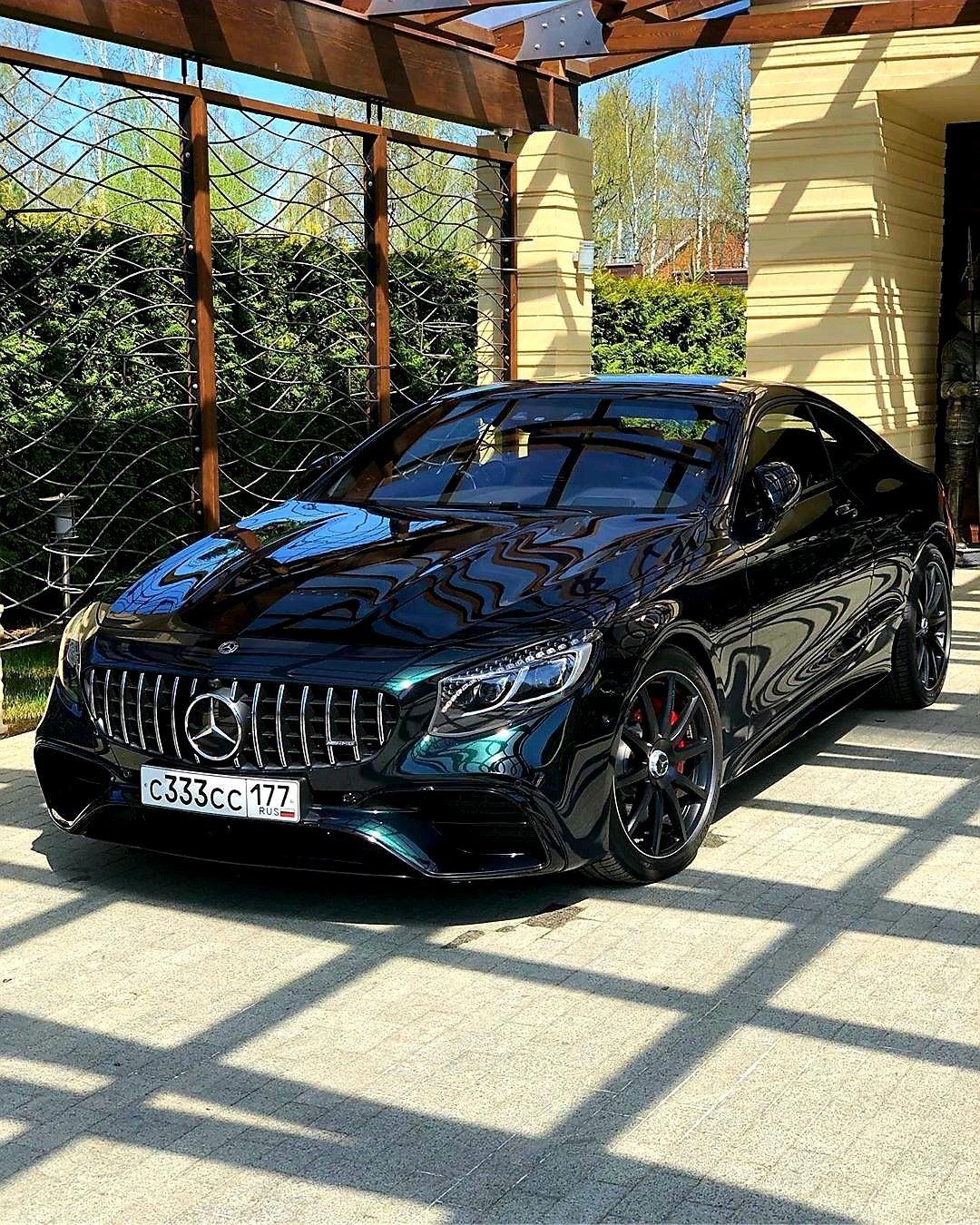 2019 Mercedes Amg S63 Coupe 4matic 4 0 L V8 Biturbo 612 Hp