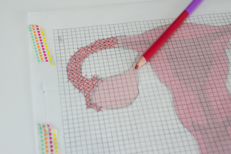 How To Make Your Own Cross Stitch Pattern Embroidery Pinterest