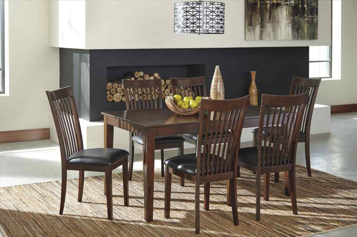 Rent A Center Kitchen Tables Breakpr Brown Dining Room Table