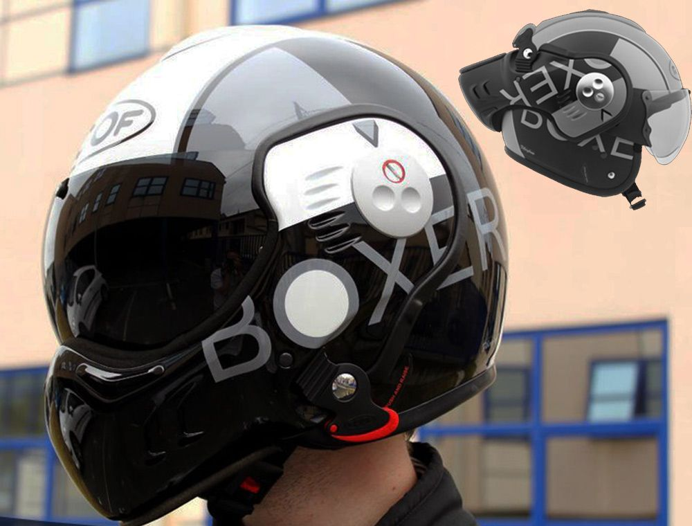 Pin On The List Odd Stylish And Intriguing Scooter Helmets