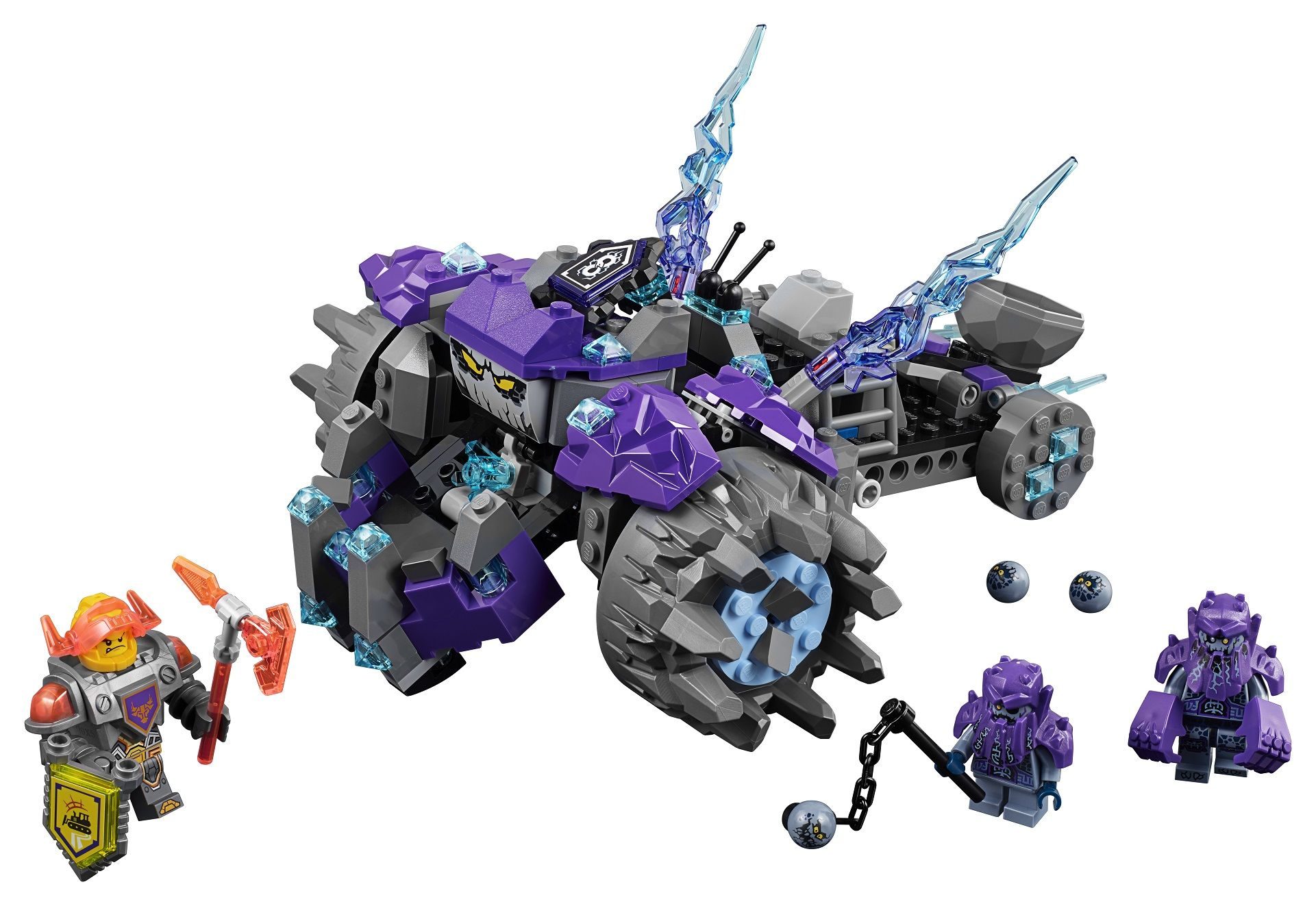 Triple-Rocker 70350 LEGO Nexo Knights