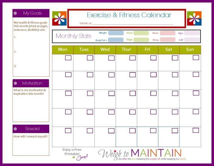 Melindaswann Toppin 100 Workout Calendar Workout Calendar Printable Workout Schedule Template