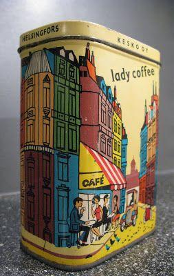Helsingfor's Lady Coffee