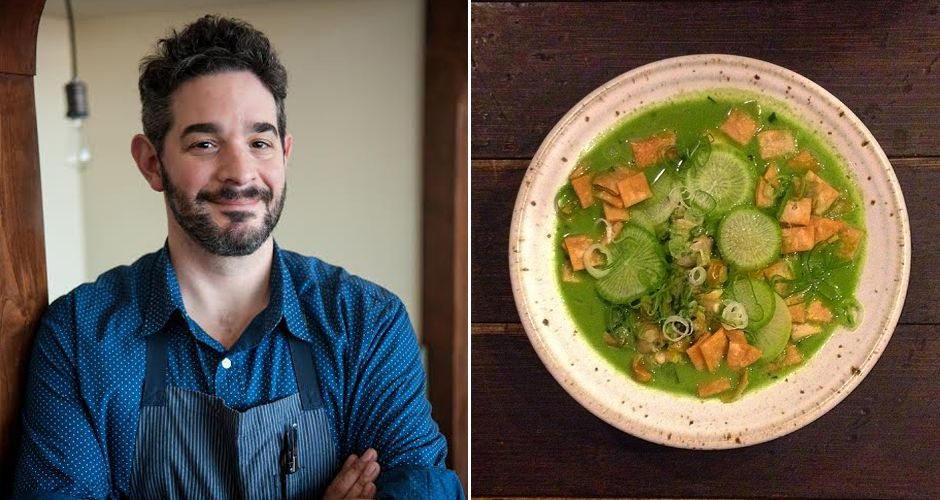 Jeremy Fox: 10 Dishes that Made My Career