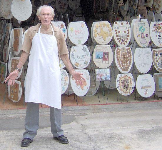 Barney Smith S Toilet Seat Art Museum San Antonio Texas