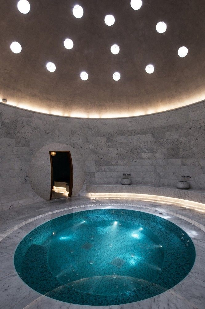 Eskisehir Hotel And Spa By Gad Architecture