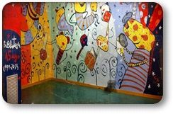 sala infantil biblioteca de Polinyà