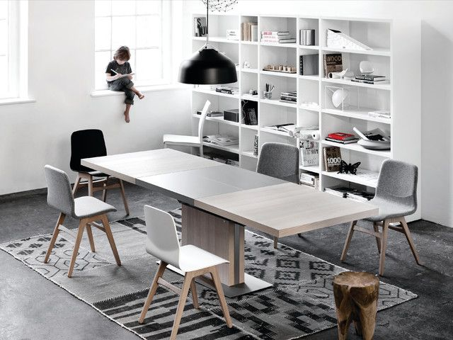 Discover modern dining room furniture from BoConcept furniture store in  Sydney Australia - select from contemporary dining tables, dining chairs,  ...