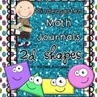This packet includes interactive activities that can be used to include balanced literacy into your math journals  **The+2D+Shapes+included+in+this...