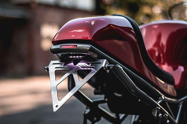 2001 Ducati 750SS #KaspeedCustomMotorcycles