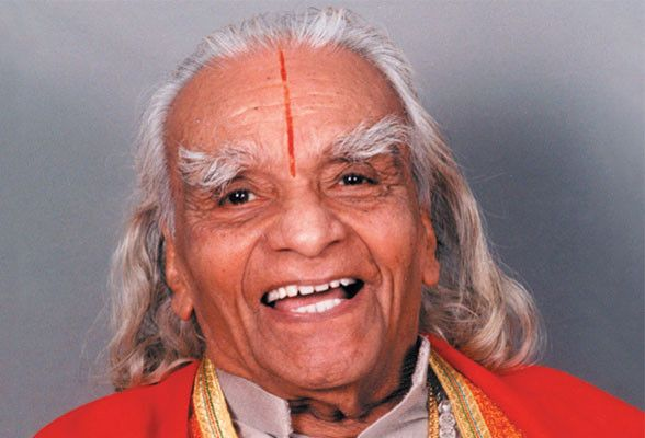 10 Life Lessons I Learned From B.K.S. Iyengar